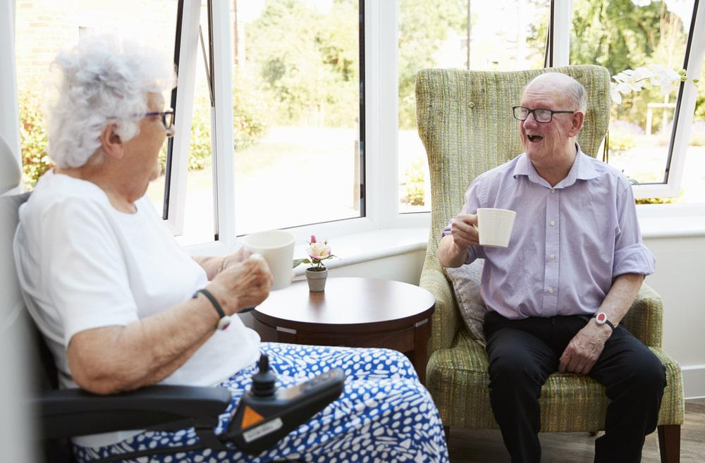 senior help services for elderly Highland Park