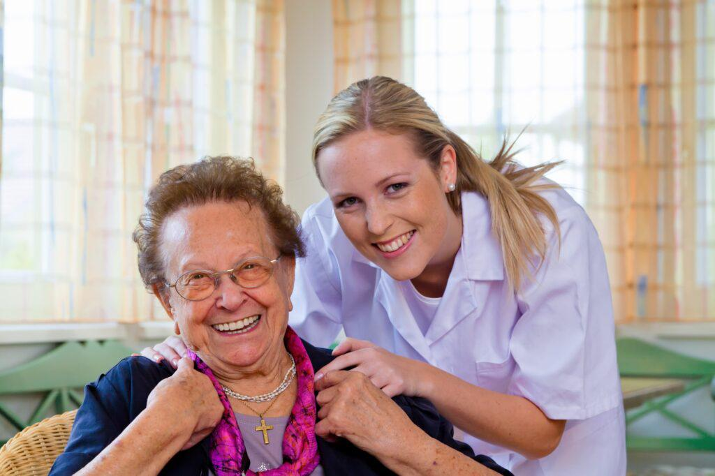 Garland in home assisted living services